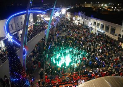Lisburn Festive Lights (1)